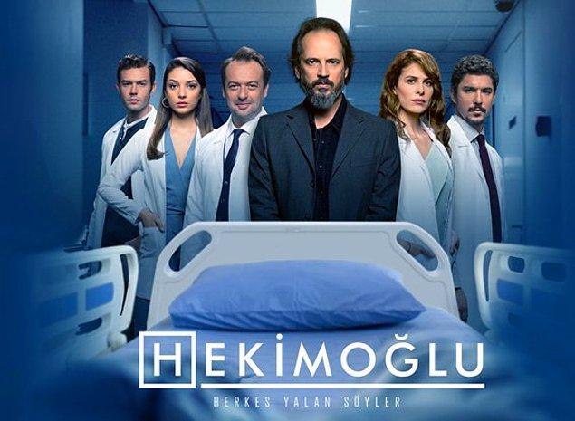 Hatta bir önceki sezon fena reytingler almayan ve pandemi dolayısıyla bir süre ara veren Hekimoğlu'na salı günleri nefes aldırmadı ve reytinglerini epey eritti.