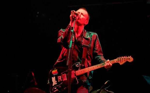 Radiohead - Glastonbury, 1997