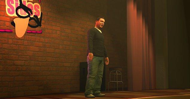 7. Ricky Gervais - GTA IV