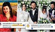 Sevilen Fenomen Yasemin Sakallıoğlu, Yönetmen Sevgilisi Burak Yırtar ile Sürpriz Bir Nikahla Dünyaevine Girdi!
