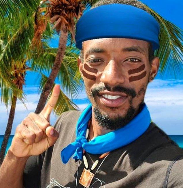 5. Survivor'ın öne çıkan isimlerinden olan Steven'ın adada namaz kıldığı görüntüler ortaya çıktı!