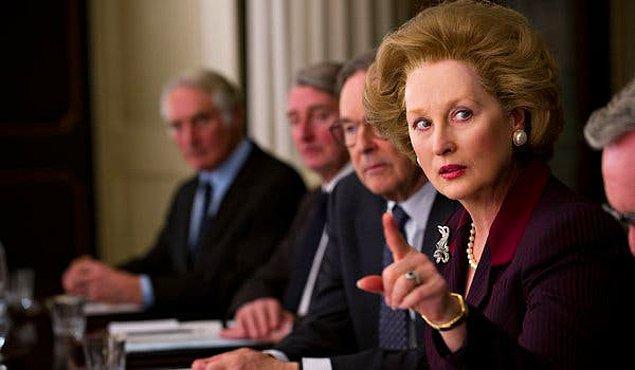20. The Iron Lady (2011)