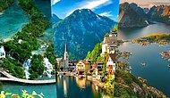 Bu Doğal Güzelliklerin Hangi Avrupa Ülkelerine Ait Olduğunu Bulabilecek misin?