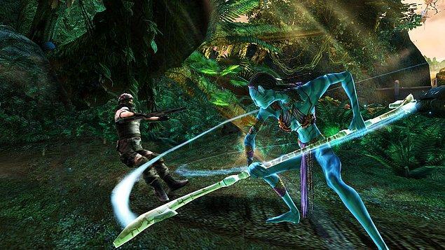 10. Avatar - James Cameron's Avatar: The Game
