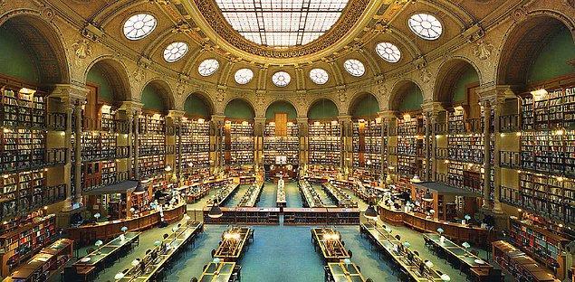 3. Fransa Milli Kütüphanesi-Paris