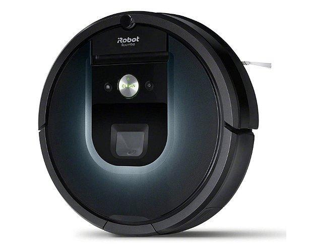 8. iRobot Roomba 981 Robot Elektrik Süpürgesi