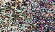 5 Bin Günde Tamamlandı: Dijital Eserin Dosyası 69 Milyon Dolara Satıldı