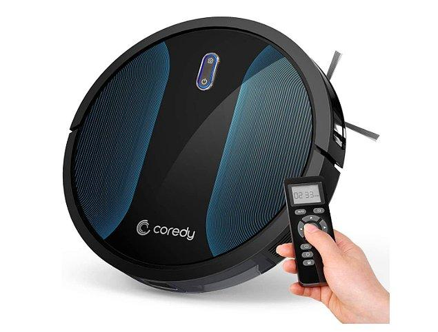 17. Coredy Robot Vacuum Cleaner