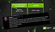 Oyuncular Mücadeleyi Kazandı! GeForce Now'dan Fiyatlar Konusunda Geri Adım Geldi