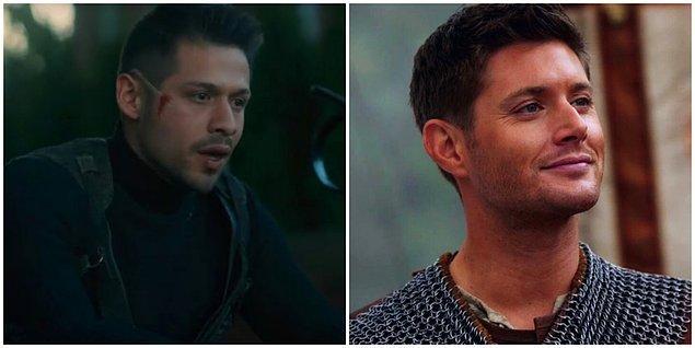 1. Hangisi Supernatural dizisindeki Dean Winchester?