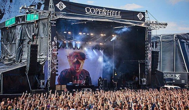 8. Copenhell