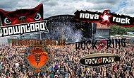 Her Yıl Yüz Binlerce İnsanın Katıldığı Dünyanın En İyi 11 Metal ve Rock Müzik Festivali