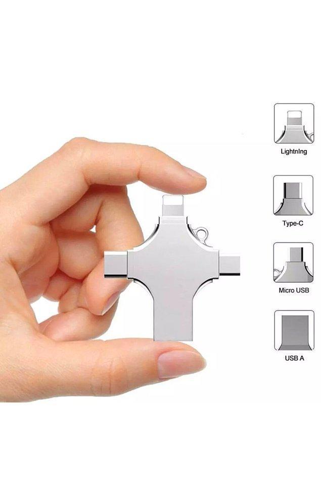 5. Hepsi bir arada USB depolama aygıtı