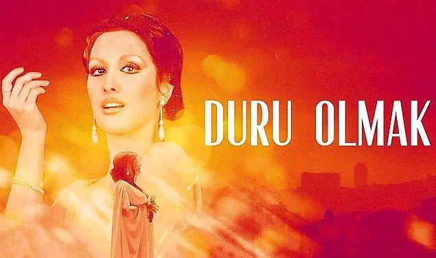 4. Nükhet Duru, kendisine Kadınlar Günü'nde gelen bir mesajı paylaştı.