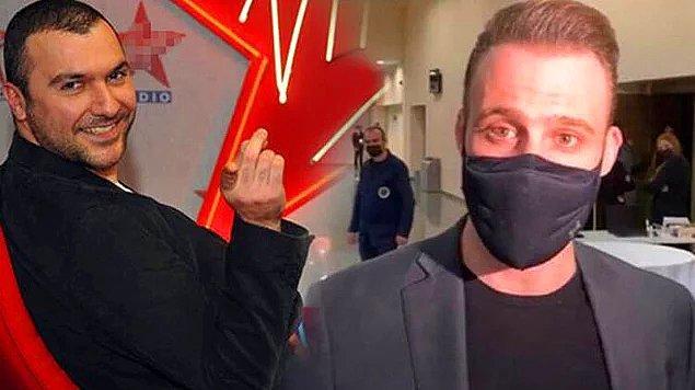 11. Yılın En Beğenilen Oyuncusu ödülünü alan Kerem Bürsin, Bay J'nin sözleriyle dumura uğradı!