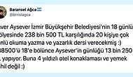 Enver Aysever'in 18 Günlük Ders İçin Belediyeden 238 Bin 500 TL Aldığı İddiaları Twitter'ın Gündeminde