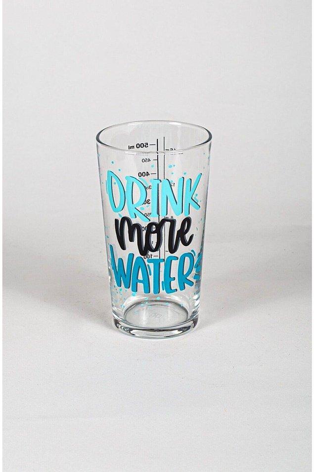 2. En önemlisi elbette bol bol su içmek...