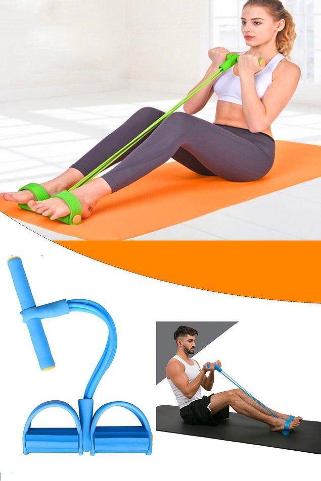 8. Body trimmer vücut şekillendirici egzersiz , bölgesel fazlalıklarından şikayetçi olanların kurtarıcısı.