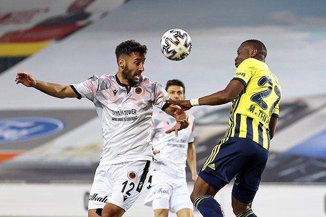 Fenerbahçe, Süper Lig'in 30. haftasında Gençlerbirliği'ni konuk etti.