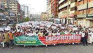 Hindistan'da 'Kur'an'dan 26 Ayetin Çıkarılması' Talebi Bangladeş'i Karıştırdı...