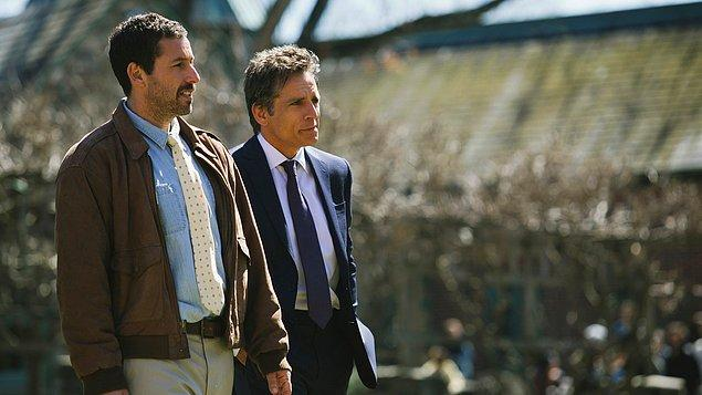 41. The Meyerowitz Stories (New and Selected) (2017)