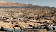 Mars'ın Yüzeyinden Kaybolan Su, Dış Katmandaki Kabukta mı Sıkıştı?