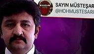 Twitter'da Devlet Büyüklerine Hakaret Ediyordu! O Kişi Savcı Özkan Muhammed Gündüz Çıktı