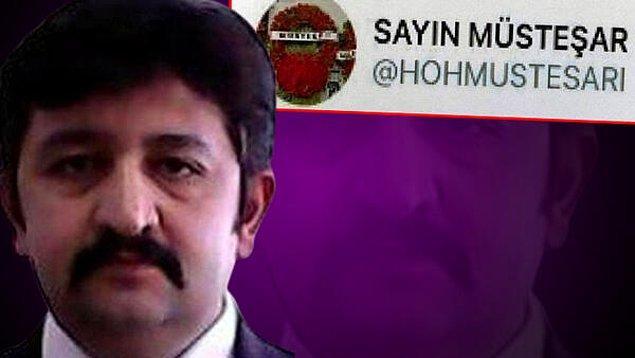 Savcı Özkan Muhammed Gündüz'ün cep telefonuna kayıtlı olduğu anlaşıldı.