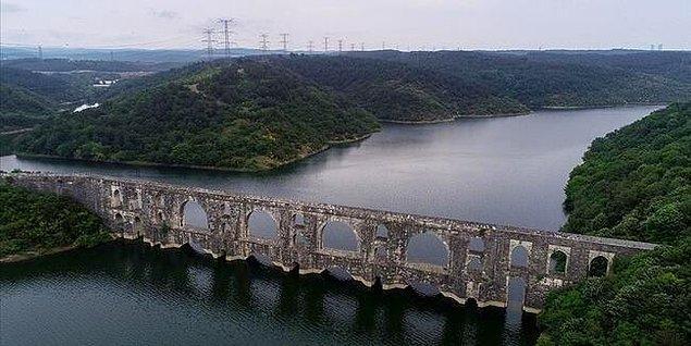 İstanbul'daki Barajların Doluluk Oranlarnda Son Durum