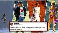 Kalplerimizi Fetheden Prenses Diana'nın Daha Önce Görmediğiniz Birbirinden Havalı Fotoğrafları