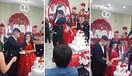 Damadın Düğünde Yaptığı Hareketleri İzlerken Hakaret Etmemek İçin Kendinizi Zor Tutacaksınız
