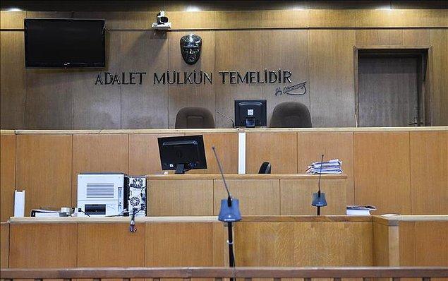 Kayıp eser mahkemede ortaya çıktı