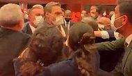 HDP'li Gergerlioğlu'nu Meclis'ten Zorla Çıkarmaya Çalışan AKP'li Alpay Özalan'a Tepki Yağdı
