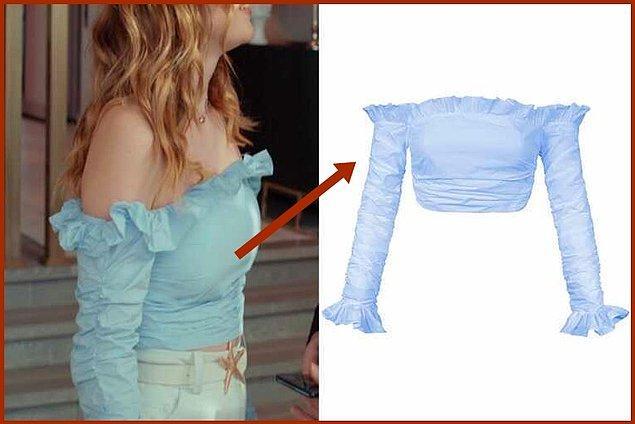 1. Bu ne güzel bir bluz böyle!