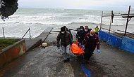 Düzce'de Denizde Kayboldu, Zonguldak'ta Cansız Bedeni Sahile Vurdu