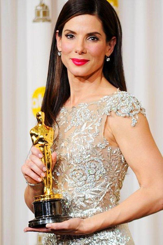 Sandra Bullock- (2010)