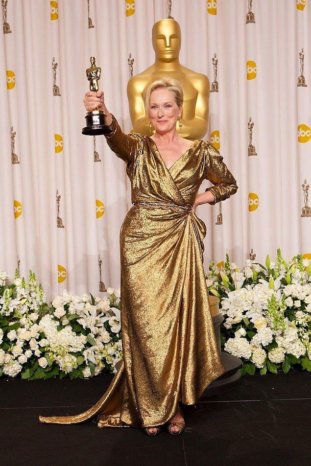Meryl Streep- (2012)