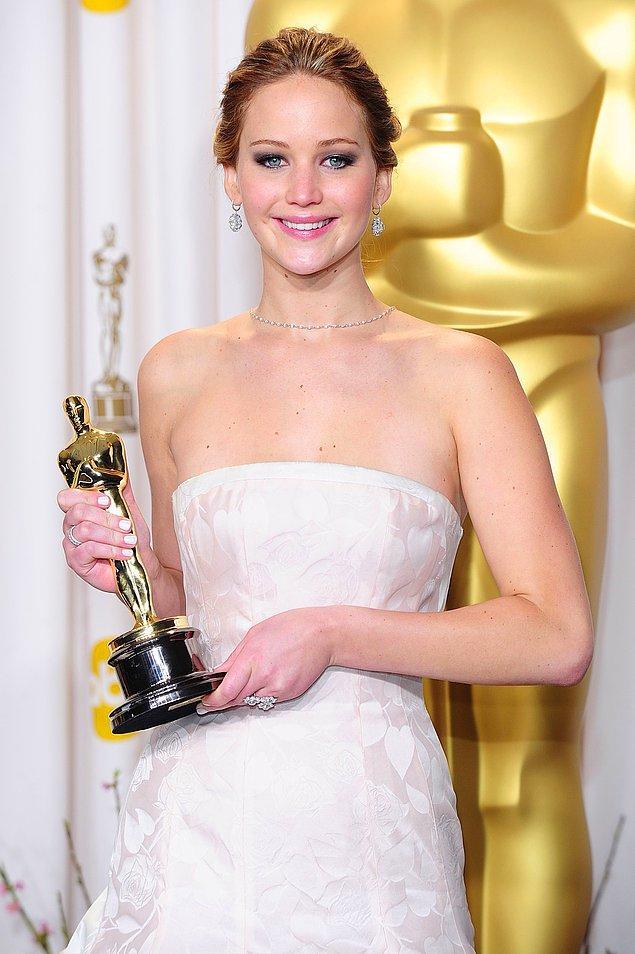 Jennifer Lawrence- (2013)