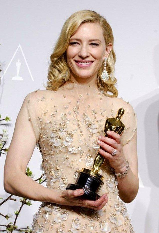 Cate Blanchett- (2014)