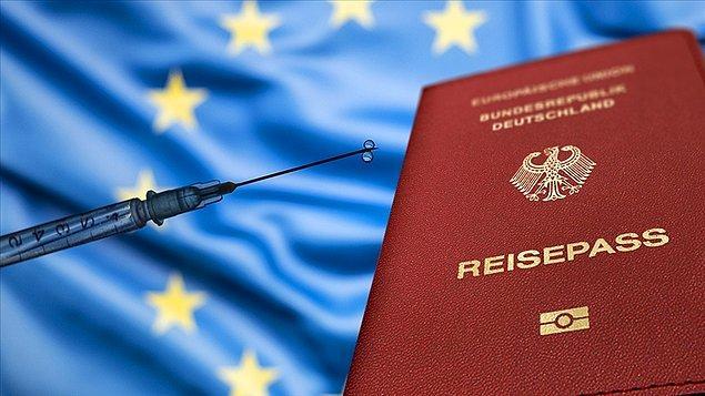 2- Aşı pasaportuna daimi açılım