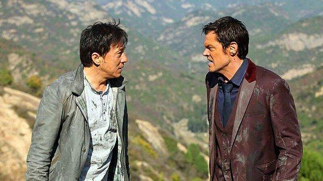 Jackie Chan İz Peşinde Oyuncuları
