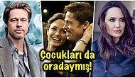 Boşanma Çetin Geçiyor: Angelina Jolie Brad Pitt'in Kendisine Şiddet Uyguladığını İddia Etti, Ortalık Karıştı!