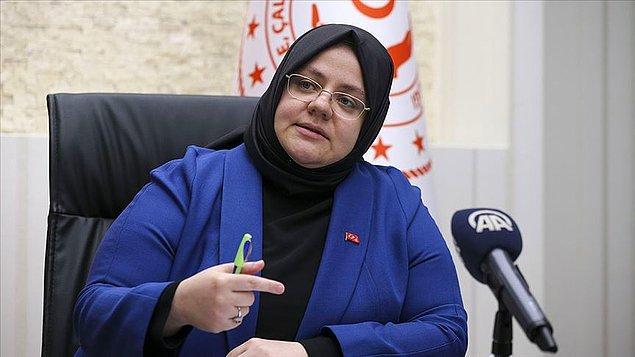 Aile Bakanı Selçuk: 'Mücadelemizi kararlılıkla sürdüreceğiz'