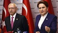 İYİ Parti ve CHP'den Olağanüstü Toplantı Kararı
