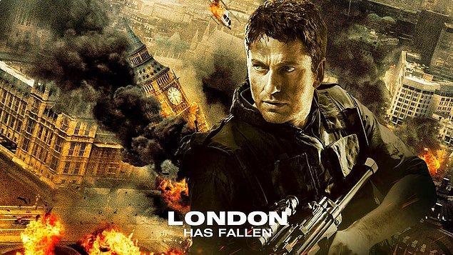 Kod Adı Londra Konusu