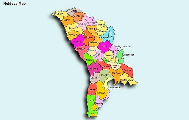 4. Ülkede; Transdiniyester, Gagavuz, Rumen, Bulgar azınlıklar bulunuyor.