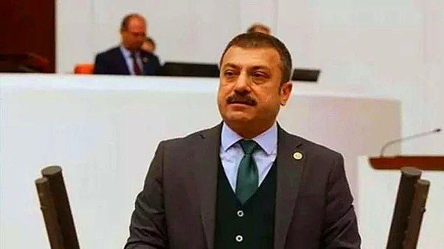 Şahap Kavcıoğlu Hayatı
