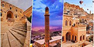 Kültürü, Tarihi ve Doğasıyla Mezopotamya'nın Güzelliklerini Bir Arada Görmenizi Sağlayan Kadim Şehir: Mardin