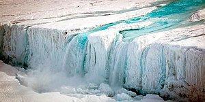 Son 20 Yılda Eriyen Buzul Miktarını Tahmin Edebilecek misin?