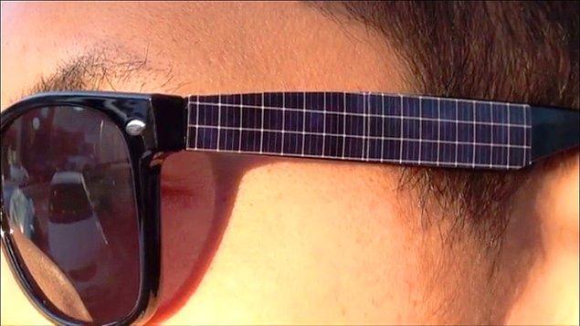 8. Güneş gözlüğü